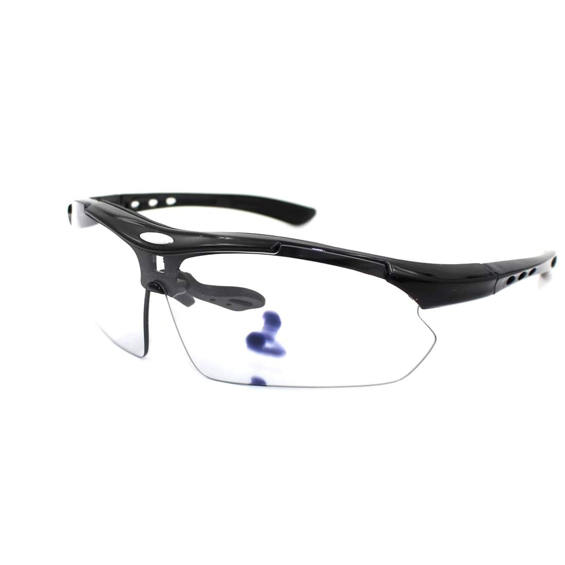 BAOYIT Color-Changing Glasses Polarized Sun Outdoor Sports Running Cycling Glasses for Women Men (Color : D) by BAOYIT
