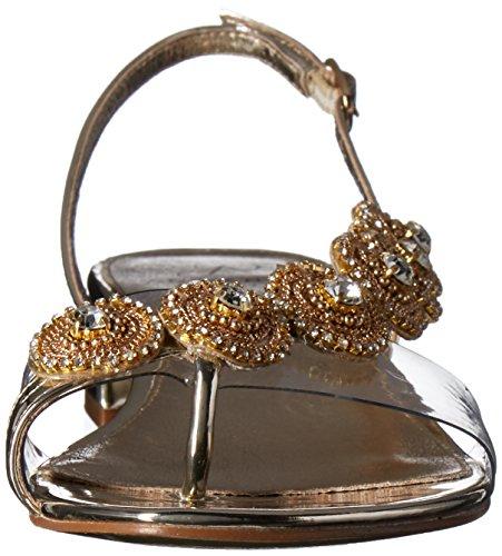 Adrianna Papell Women's Daisy Dress Sandal Gold Brl6IZRQY