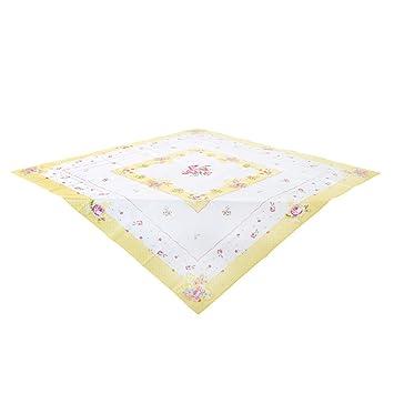 Amazonde Talking Tables TS5 TCOVER Truly Scrumptious Quadrat Tischdecke Pappe Mehrfarbig 31 X 20