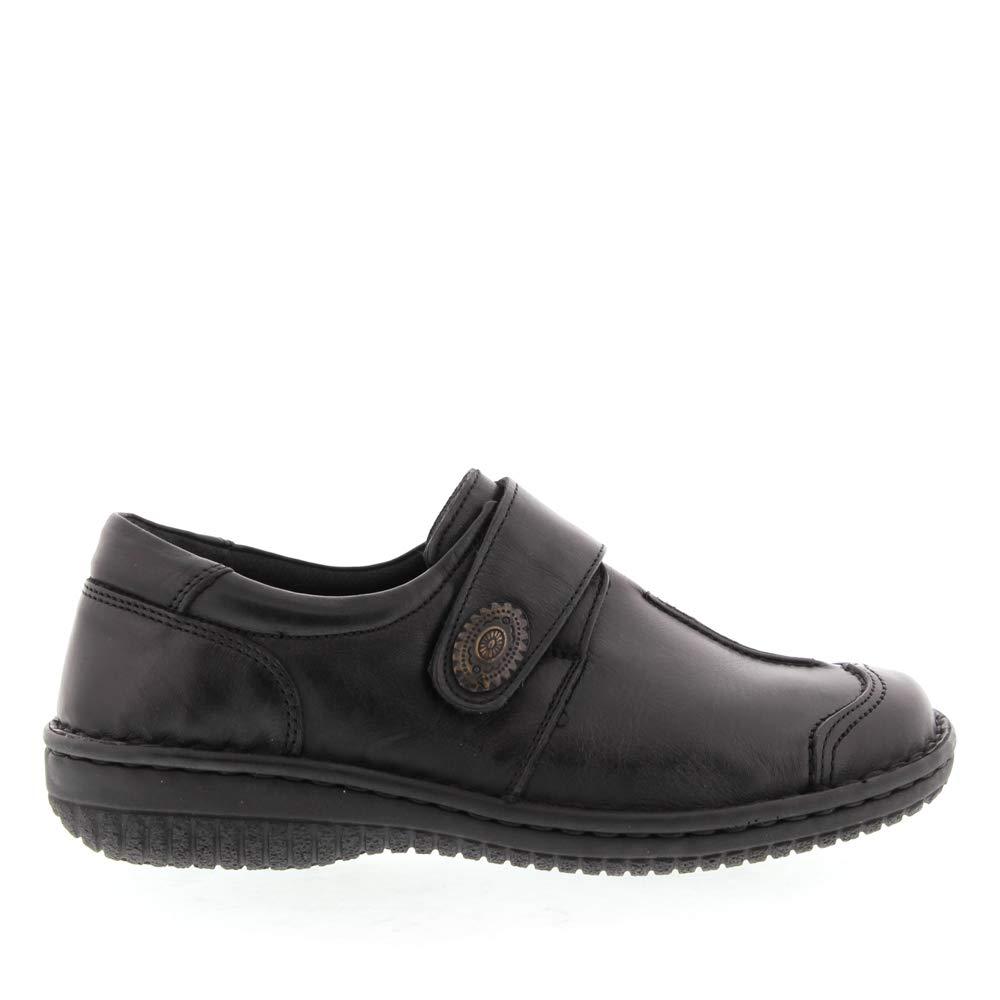 Black Volks Walkers Koeln Velcro Walker