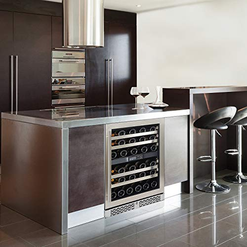 Vinotheque Cafe by Wine Enthusiast Undercounter Wine Cellar by Vinotheque by Wine Enthusiast (Image #5)