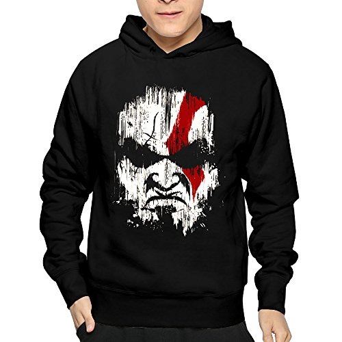 Mens Kratos God Of War Hoodie Sweatshirt Fashion