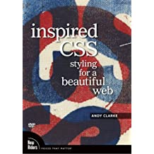 Inspired CSS: Styling for a Beautiful Web, DVD