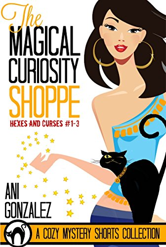 The Magical Curiosity Shoppe: (A Banshee Creek Cozy Mystery Short Story Collection) (English Edition)