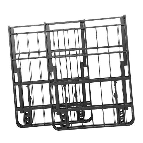 intelliBASE Bifold Platform Metal Bed Frame