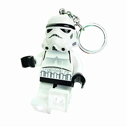 Amazon.com: LEGO Star Wars Stormtrooper linterna: Toys & Games