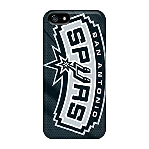 BsaUpUx2041WEdwH Faddish San Antonio Spurs Basketball Nba For Ipod Touch 5 Case Cover