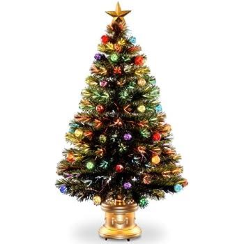 Fiber Optic Christmas Trees