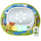 BRICA Baby In Sight Magical Firefly Auto Mirror, Multi, Small