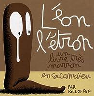 Léon l'étron par Patrice Killoffer