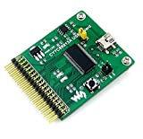 CQRobot High Speed USB Module with Embedded 8051 Core, USB Mini-AB Connector, CY7C68013A USB Board (Mini) 24LC64 (EEPROM), USB Interface, Control Interface.
