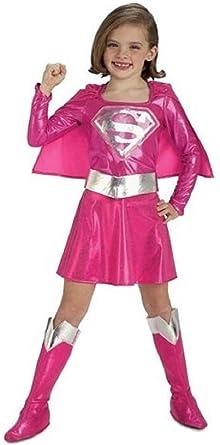 niña Rosa DC Comics Supergirl Superman superhéroe Día del ...