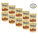 PACK OF 10 - Werther's Original Classic Caramel Caramel Popcorn, 6 oz