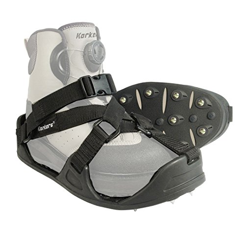 Korkers RockTrax Cleated Overshoes