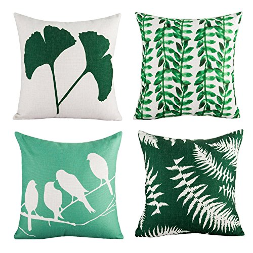 Modern Simple Geometric Style Cotton & Linen Throw Pillow Co