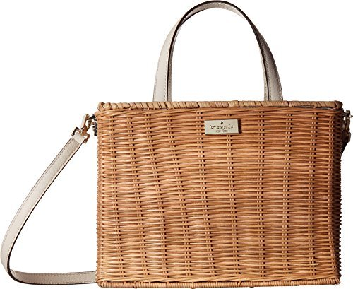 Kate Spade Wicker Handbag - 1