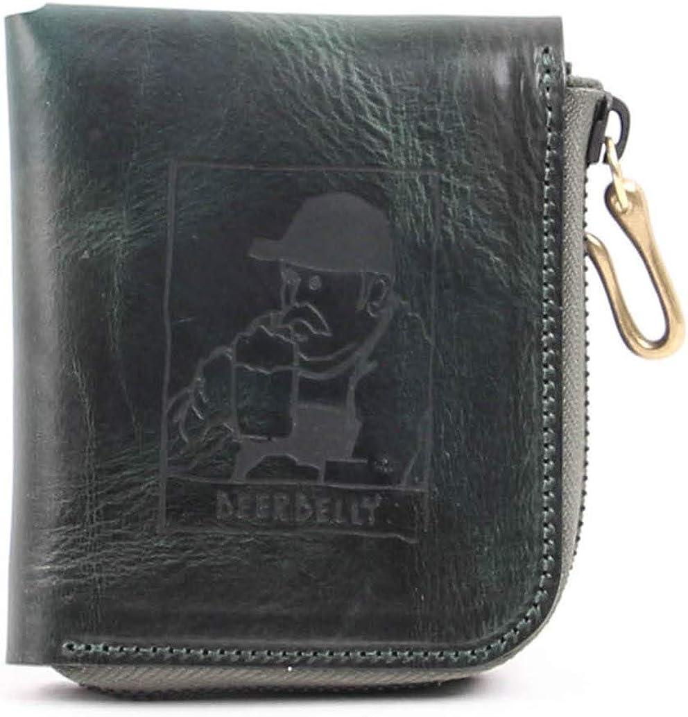 ビアベリー SMALL ROUND WALLET 二つ折り財布 BEERBELLY