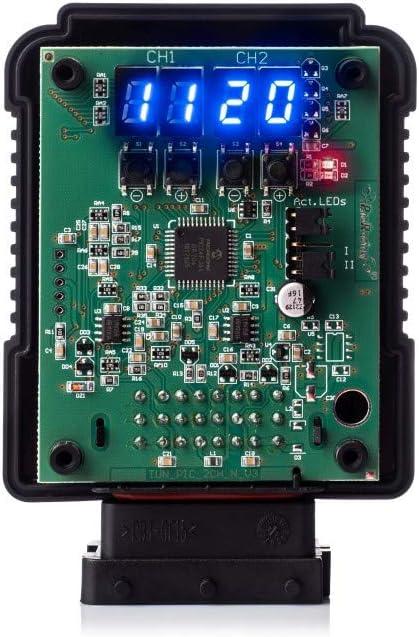 250 NM Chip Tuning UNICATE f/ür V.W CADDY III 1.6 TDI CR 75 KW 102 PS 2010+