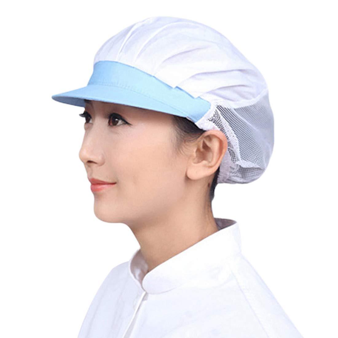 Freahap Gorro de Trabajo Transpirable para Pastel Horneado Chef ...