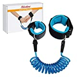 Blisstime Anti Lost Wrist Link Safety Wrist Link for Toddlers, Babies & Kids