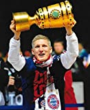 Signed Bastian Schweinsteiger Photo - Bayern Munich 8x10 Germany - Autographed Soccer Photos