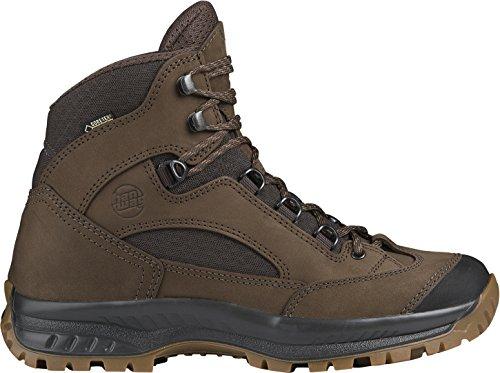 Hanwag Banks Ii Gtx, Zapatos de High Rise Senderismo para Hombre erde braun