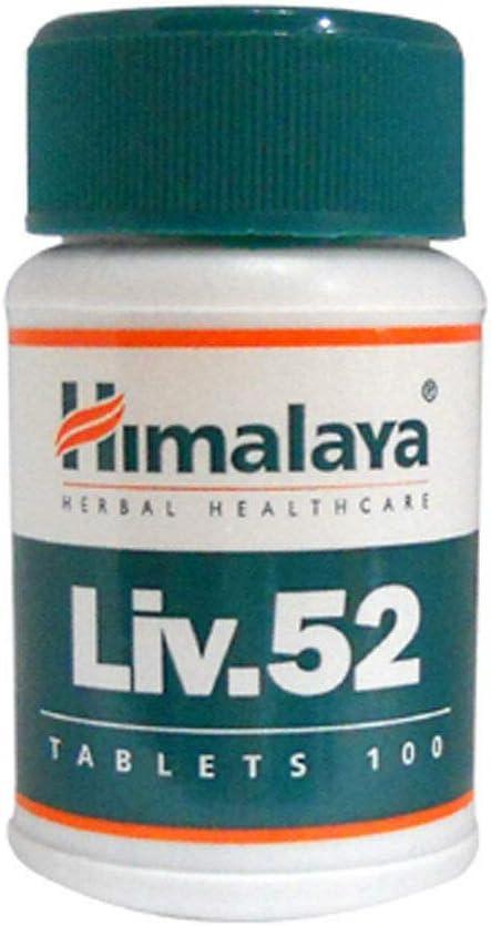 Liv52 100 tabletas
