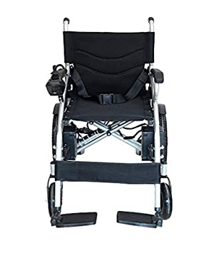 Amazon.com: 2019 Updated ComfyGo Electric Wheelchairs Silla de Ruedas Electrica para Adultos FDA Approved Transport Friendly Lightweight Folding Electric ...