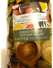 Luminessence Potpourri 4oz Coconut Citrus