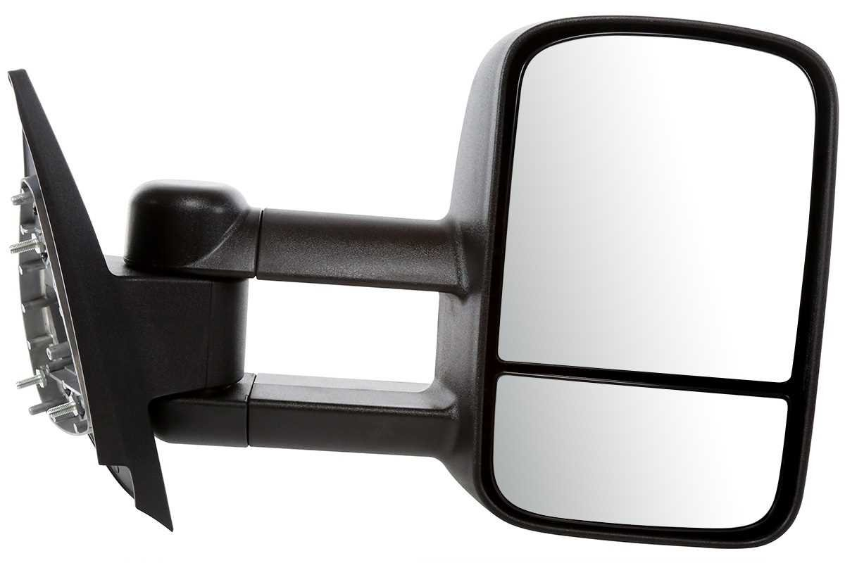 Prime Choice Auto Parts KAPGM1321337PR Manual Telescoping Side Mirrors Pair