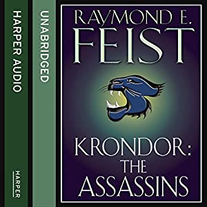 Krondor: The Assassins Hörbuch
