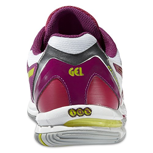 Gel Gel Volley Elite W 2 2 W Volley Elite Gel rqgrPSw