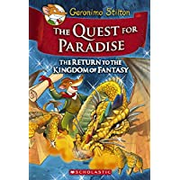 The Return to the Kingdom of Fantasy (The Quest for Paradise): 2