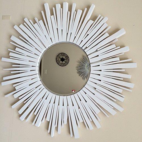 sunburst-wall-mirror-round-wood-frame-white-handmade-28