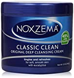 NOXZEMA Deep Cleansing Cream 12 Ounce PK2