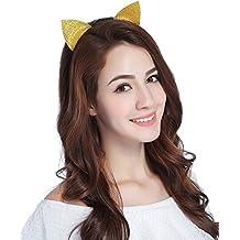 Christmas Headband Deer Antlers Costume Xmas Holiday Party Reindeer Cat Ears
