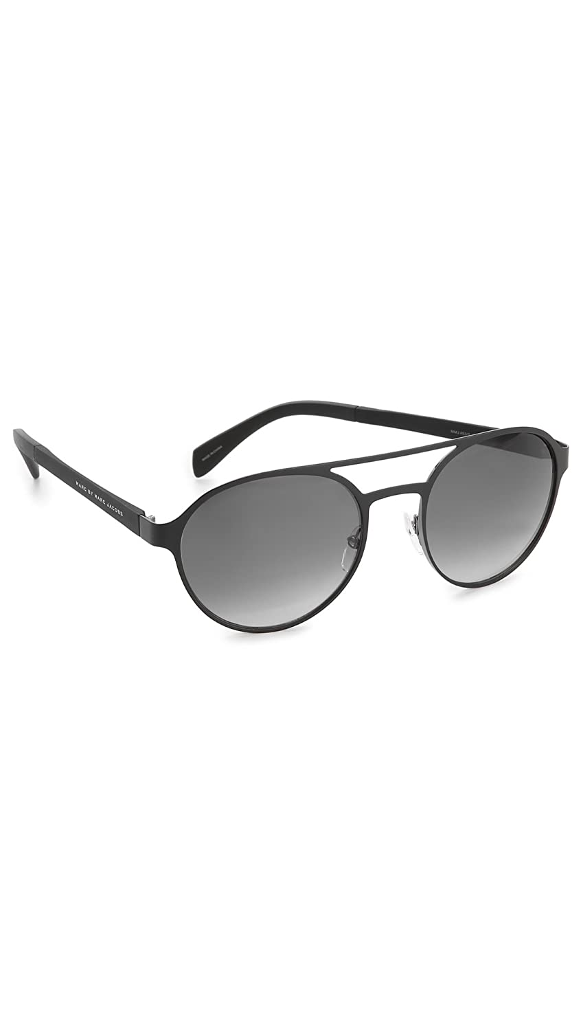 5e2f4dbe6864 Marc by Marc Jacobs Women's Sunglasses Black Black: Marc by Marc Jacobs:  Amazon.co.uk: Clothing