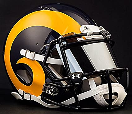 Image Unavailable. Image not available for. Color  Riddell Speed Los  Angeles RAMS NFL ... efe843054