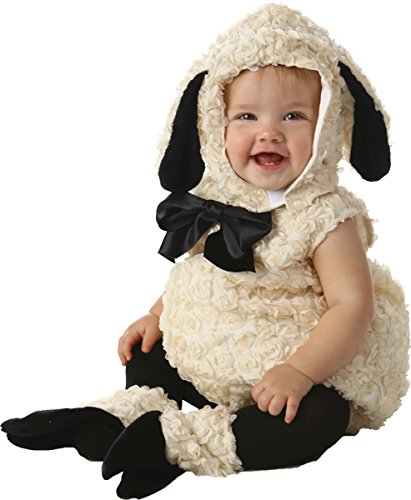 Baby Vintage Lamb Costumes (Vintage Lamb Baby Infant Costume - Baby 18-24)
