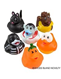 Halloween Rubber Ducks - Set of 12 Duckies/Ducky/Duckie BOBEBE Online Baby Store From New York to Miami and Los Angeles