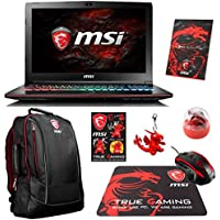 MSI GE62MVR APACHE PRO-003 Select Edition (i7-7700HQ, 32GB RAM, 512GB NVMe SSD + 1TB HDD, NVIDIA GTX 1070 8GB, 15.6 Full HD, Windows 10) VR Ready Gaming Notebook