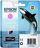 Epson T7606 Cartuccia, Vivido Magenta Chiaro