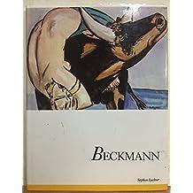 Max Beckmann (Crown Art Library) by Stephan Lackner (1990-06-05)