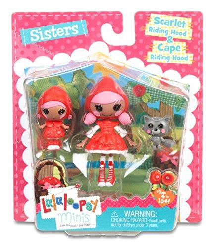 Mini Littles Sisters- Scarlet Riding Hood & Cape Riding Hood