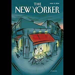The New Yorker, May 5th 2014 (Patrick Radden Keefe, Yudhijit Bhattacharjee, Kelefa Sanneh) Periodical