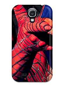 Hard Plastic Galaxy S4 Case Back Cover,hot Spider-man Case At Perfect Diy