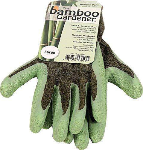 Bellingham Glove C5301L Large Bamboo Gardner Gloves