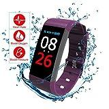 Best fitbit Blood Pressure Monitors - Blood Pressure Monitor Fitness Tracker Heart Rate Monitor Review
