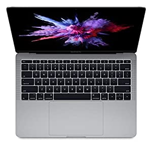 "Best Epic Trends 51EbOcXKjWL._SS300_ Apple 13.3"" MacBook Pro (Mid 2017), 227ppi Retina Display, Intel Core i5 2.3GHz, 128GB PCIe SSD, 8GB DDR3, 802.11ac, Bluetooth, macOS Sierra, Space Gray (Renewed)"