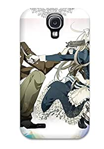 Series Skin Case Cover For Galaxy S4(blondes Guns Usa Knives Anime Axiswers Hetalia Belarus)